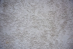 Texture. Gray concrete wall in the city Royalty Free Stock Photos