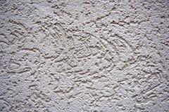Texture. Gray concrete wall in the city Stock Photos