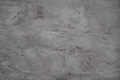 Texture of the gray concrete wall Royalty Free Stock Photos