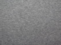 Texture of gray fabric Stock Image