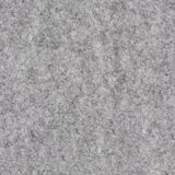 Texture of gray felt. Seamless square background, tile ready. High resolution photo royalty free stock images