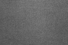 Texture of gray nylon fabric Royalty Free Stock Image