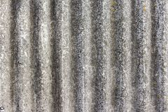 Texture of gray old roofing slate. Background royalty free stock photography