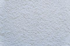 The texture of gray plaster Royalty Free Stock Images