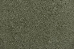 Texture gray plastered wall Stock Photography
