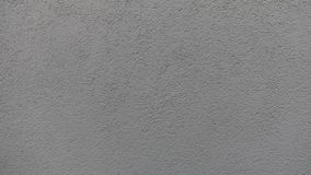 Texture gray plastered wall royalty free stock photo