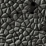 Texture of gray rocks stock illustration