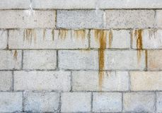 Gray stone wall texture. Texture of a gray stone wall on the whole frame stock photo