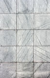 Texture of gray tiles. On the facade Stock Images