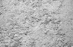 Texture the gray wall in cement Stock Image