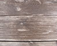 Texture of gray wooden boards with specks. May be used as background Stock Image
