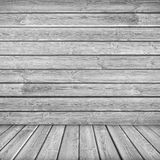 Texture with gray wooden planks Stock Images