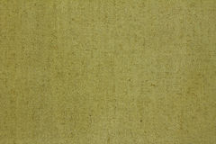 Texture of green coarse cloth Royalty Free Stock Photography