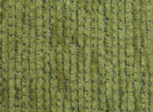 Texture of green fabric photographed Stock Photos