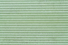 Texture of a green metal surface Stock Images