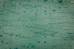 Texture of green old wood background Royalty Free Stock Photos