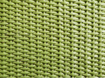 Texture of Green Rattan Royalty Free Stock Photography