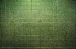 Texture of green tiles Royalty Free Stock Photo