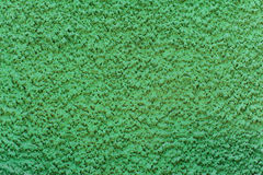 Texture of the green wall Royalty Free Stock Photos