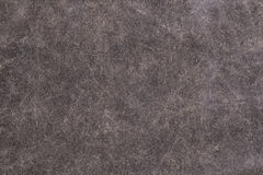 Texture of grey leather Stock Images