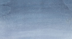 Texture gris-bleuâtre d'aquarelle Photos stock