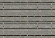 Texture grise de mur de briques photos stock