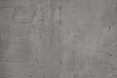 Texture grise de mur de ciment Images libres de droits