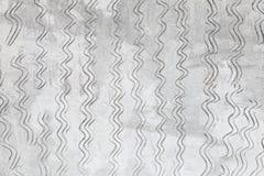 Texture grise de mur en béton avec entailler le modèle image stock