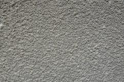 Texture grise de plâtre de ciment Photo stock