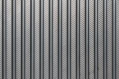 Texture grise de porte en métal Photo libre de droits