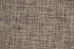 Texture grise de tissu Image libre de droits