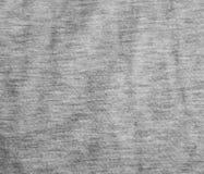 Texture grise de tissu avec le modèle rayé sensible Image stock