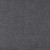 Texture grise de tissu de coton Photo libre de droits