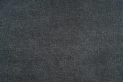 Texture grise de tissu Fond abstrait, calibre vide Photographie stock libre de droits