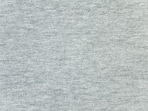 Texture grise de tissu de tricots de bruyère légère photos libres de droits