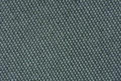 Texture grise et noire de tissu photographie stock libre de droits