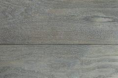 Texture grise superficielle par les agents de table en bois de chêne Photo libre de droits