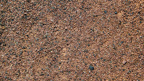 Texture grit. Grit surface for a path in the park or in the garden Royalty Free Stock Photos