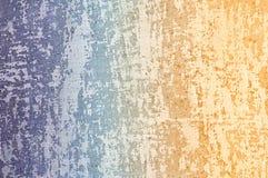 Texture grunge abstraite de fond de vieux plâtre Photo libre de droits