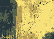 Texture grunge abstraite de vecteur Photo libre de droits