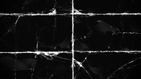 Black scratched background, distressed old texture stock images