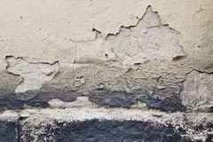 Texture Grunge background wall stucco crack Royalty Free Stock Images