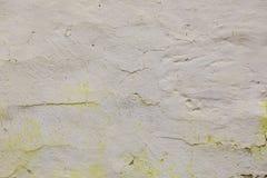 Texture grunge blanche de mur Photographie stock libre de droits