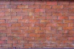 Texture grunge de brique rouge Image stock