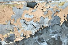 Texture grunge de mur de fond urbain Images stock