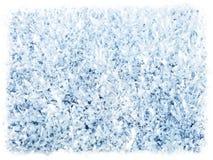 Texture grunge de neige Image libre de droits