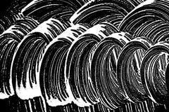 Texture grunge de savon Images libres de droits