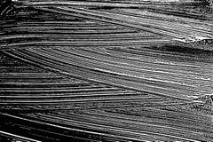 Texture grunge de savon noire et blanche Photo libre de droits