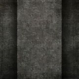 texture grunge du mur de briques 3D Photos stock