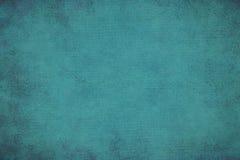 Texture grunge pointillée par turquoise, fond images stock